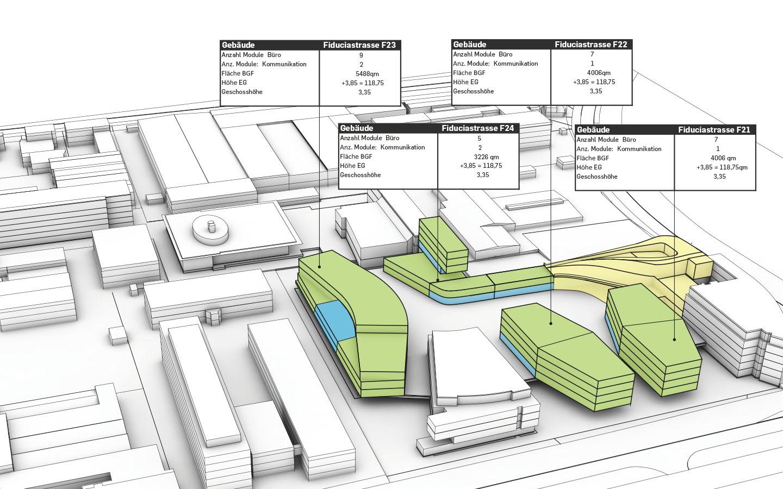 Neubau IT Campus